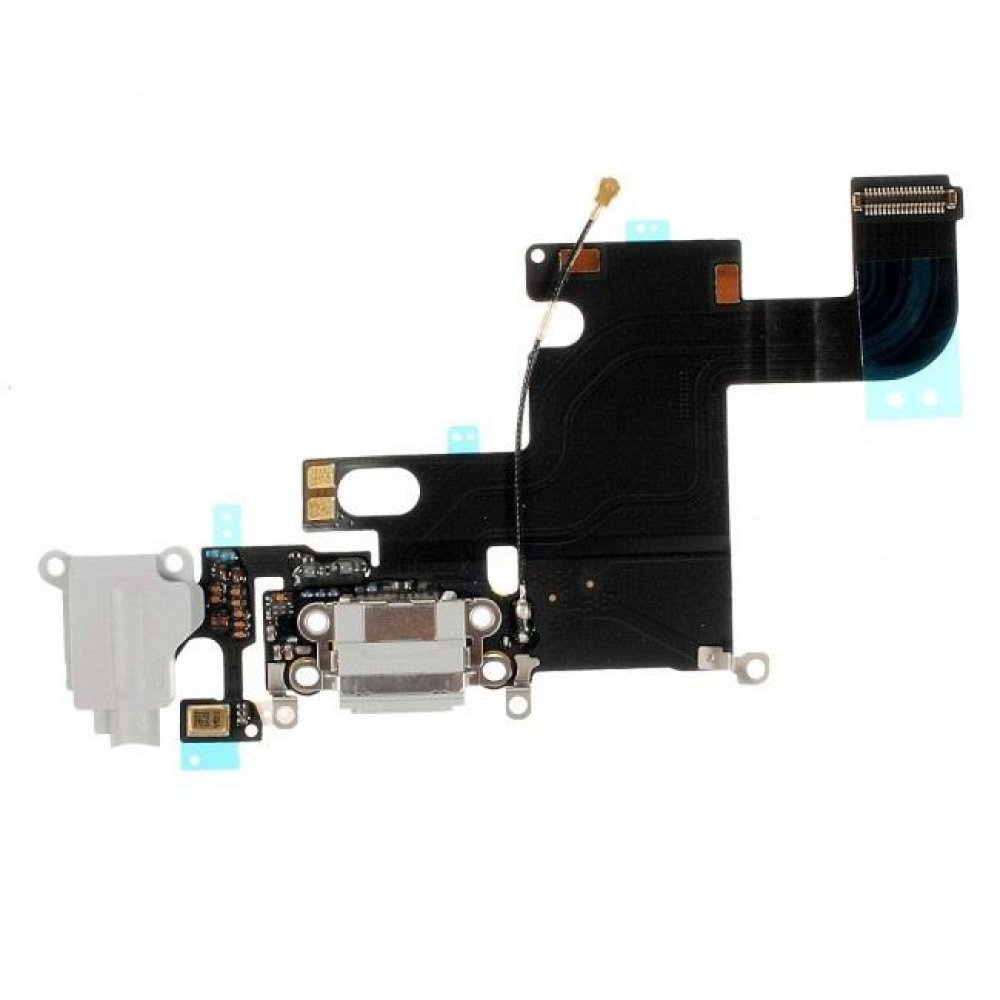 iphone 6 system anschluss connector inkl audio flexkabel. Black Bedroom Furniture Sets. Home Design Ideas