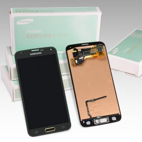Samsung Galaxy S5 SM-G900F Display gold