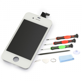 iPhone 4 Retina Display Touchscreen weiß/white