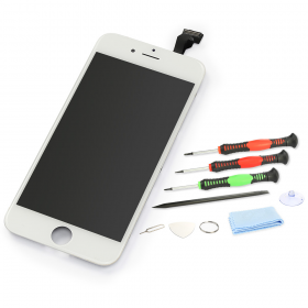 iPhone 6 Retina Display Touchscreen weiß/white