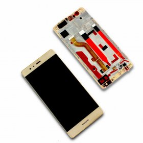 Huawei Ascend P9 Display Touchscreen gold