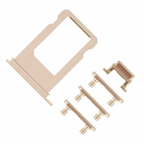 iPhone 7 Simkarten-Halter gold