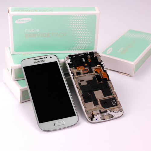 Samsung Galaxy S4 Mini GT-i9195 Display weiß/white