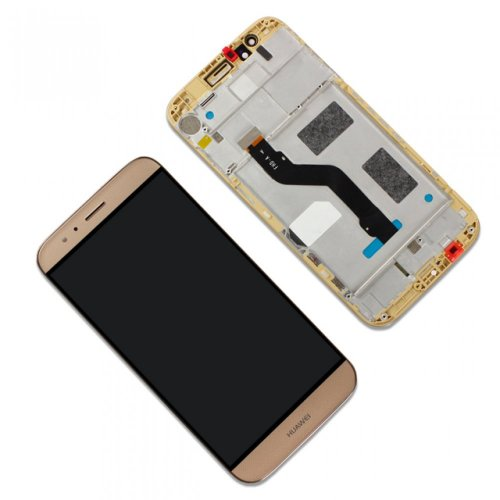 Huawei Ascend G8 Display Touchscreen gold