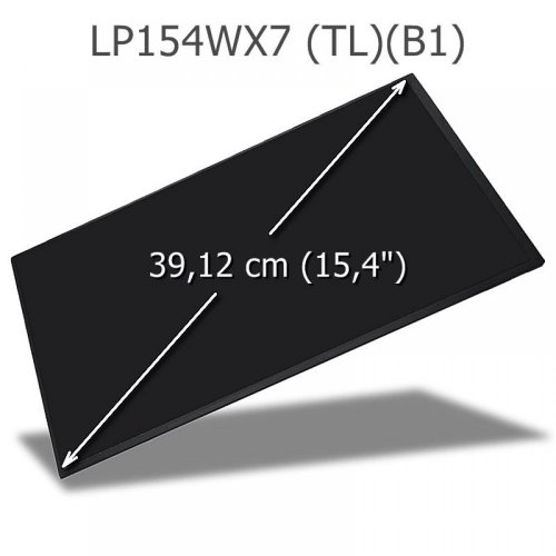 LG PHILIPS LP154WX7 (TL)(B1) LED Display 15,4 WXGA