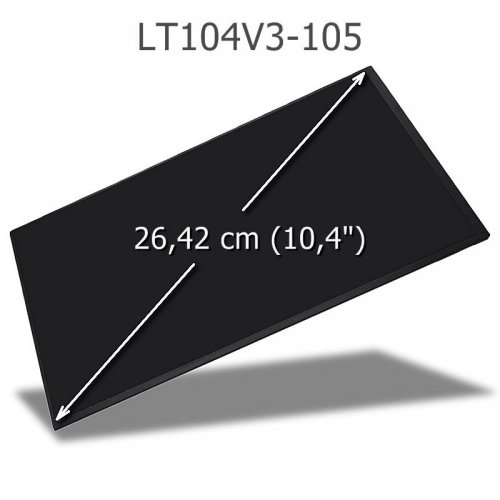 SAMSUNG LT104V3-105 LCD Display 10,4 VGA