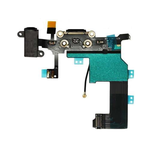 iPhone 5 System Anschluss Connector inkl. Audio Flexkabel