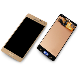 Samsung Galaxy A5 SM-A500F Display gold GH97-16679F
