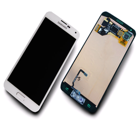 Samsung Galaxy S5 SM-G900F Display weiß/white GH97-15959A