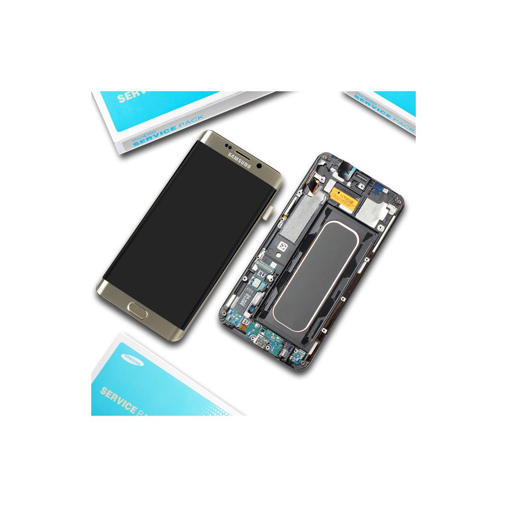 Huawei  P9 LCD Display Frondscheibe Weiss Austausch Reparatur