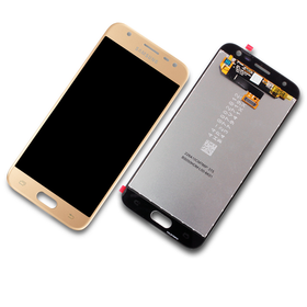 Samsung Galaxy J3 (2017) SM-J330F Display gold GH96-10990A