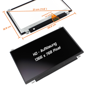 LED Display 11,6 passend für Toshiba Satellite CL10-B