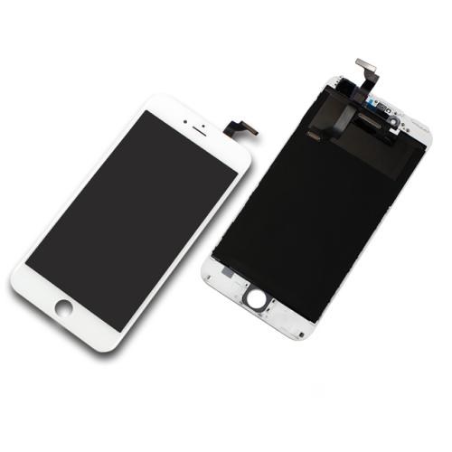 Iphone 6 Plus Retina Display Touchscreen Weiss White Zum Top Preis