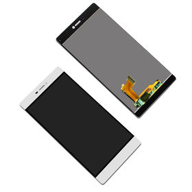 Huawei Ascend P8 Display Touchscreen weiß