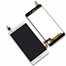 Huawei Ascend P8 Lite Display Touchscreen weiß