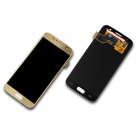 Samsung Galaxy S7 SM-G930F Display gold GH97-18523C