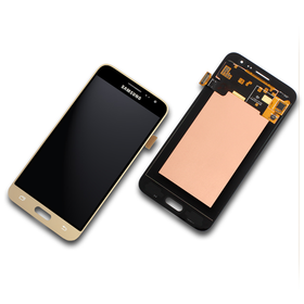 Samsung Galaxy J3 (2016) SM-J320F Display gold GH97-18748B