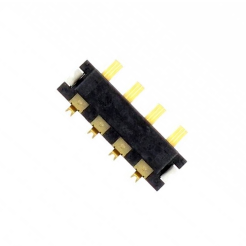 Samsung Galaxy A3 (2016) SM-A310F Akku-Kontakt / Batterie Connector 4pin 3711-009062